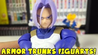 Download Amazing Armor Future Trunks Figure! SH Figuarts Unboxing & Review (GIVEAWAY DETAILS!) Video