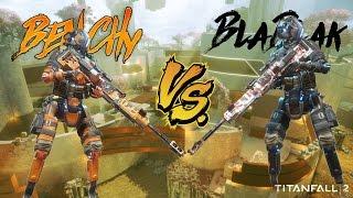 Download TITANFALL 2: MrBlaBlak VS Benchy | Most Intense Kraber Battle EVER Video