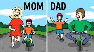 Download 20 FUN FACTS ABOUT MOMS AND DADS Video