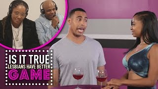 Download Lesbians Have Better Game - Is It True? Video