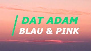 Download DAT ADAM - Blau & Pink Video