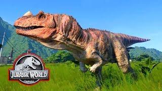 Download MY FIRST DINOS! - Jurassic World Evolution #1 Video
