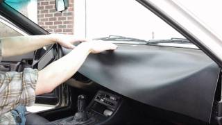 Download How To Recover A Dashboard - Vinyl, Leather Video