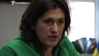 Download Refugees In Ukraine 'Are Not Treated Like Humans' Video