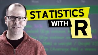 Download R programming for beginners – statistic with R (t-test and linear regression) and dplyr and ggplot Video