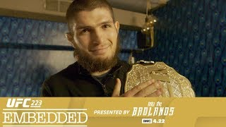 Download UFC 223 Embedded: Vlog Series - Episode 4 Video