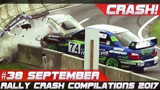 Download RACINGFAIL! Rally Crash Compilation Week 38 September 2017 Video