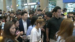 Download 트와이스, 뚫어도 뚫어도 뚫리지 않는 트둥이들의 입국 현장 Video