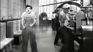 Download Chaplin Modern Times Factory Scene HD Video