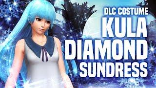 """Download KOF XIV - DLC COSTUME """"KULA: Sundress"""" Video"""