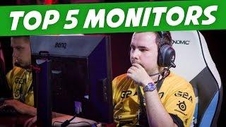 Download Top 5 144Hz Monitors 2016/2017 - CS:GO Video
