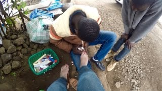 Download How To Get A Pedicure in Moshi, Tanzania   VLOG 26 Video