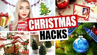 Download DIY Christmas LIFE HACKS You NEED To Know! Video