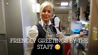 Download Turkish Airlines Business Class Review - Flight TK55 Singapore to Istanbul Video