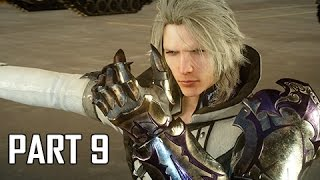 Download Final Fantasy 15 Walkthrough Part 9 - Regalia Rescue (FFXV PS4 Pro Let's Play Commentary) Video