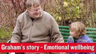 Download British Heart Foundation - Graham's story. Emotional wellbeing - YouTube Video