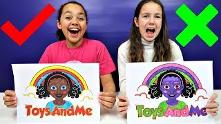 Download 3 MARKER CHALLENGE   Toys AndMe Video