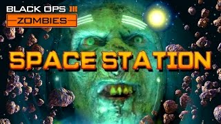 Download ZOMBIE SPACE STATION (Call of Duty Black Ops 3 Zombies) Video