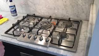 Download Come pulire - Piano cottura in acciaio Video