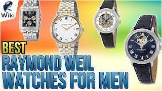 Download 10 Best Raymond Weil Watches For Men 2018 Video