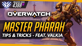 Download Overwatch | Master Pharah - Tips and Tricks (ft Valkia) Video