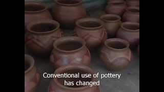 Download Earthenware pottery-making skills in Botswana's Kgatleng District Video