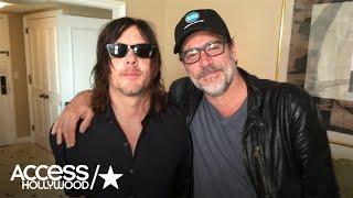 Download Norman Reedus & Jeffrey Dean Morgan On 'The Walking Dead' S7 Premiere Deaths Video