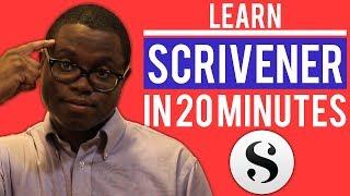 Download Learn Scrivener in 20 Minutes Video