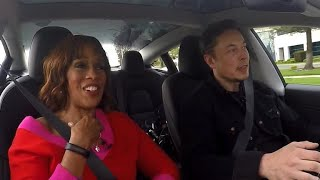 Download Elon Musk says Tesla's autopilot system will ″never be perfect″ Video