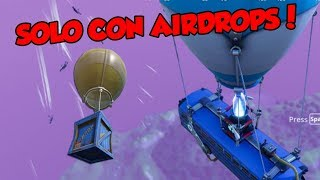 Download 💀 ¡GANANDO SOLO con AIRDROPS! 💀 ~ FORTNITE Video