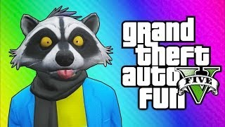 Download GTA 5 Online Funny Moments - The Zoo, Finding a Horse, Poop Tunnel, Crazy Taxi Driver! Video