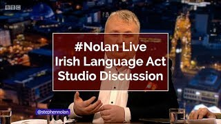 Download #NolanLive - Irish Language Act Video