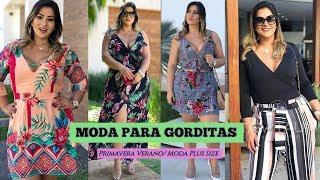 Download MODA CASUAL PARA GORDITAS | MODA PLUS SIZE | OUTFITS PRIMAVERA VERANO Video