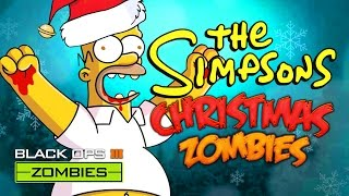 Download SIMPSONS CHRISTMAS ZOMBIES (Call of Duty Black Ops 3 Zombies) Video