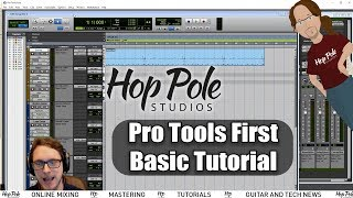 Download Pro Tools First 101: Basics and why you should or shouldn't use it Video