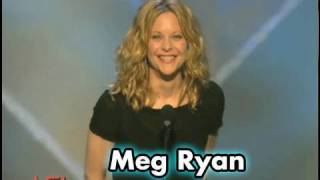 Download Meg Ryan Salutes Tom Hanks at AFI Life Achievement Award Video