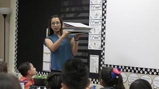 Download Teaching Procedures, Routines, and Rules During the First Week of School in Second Grade Video