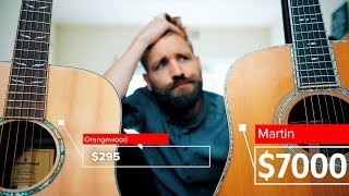 Download $295 vs $7000 Guitar | Cheap vs Expensive | That big a difference? Video