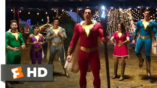 Download Shazam! (2019) - The Shazam Fam Scene (6/9) | Movieclips Video