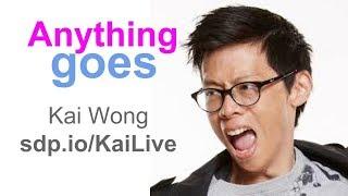 Download Kai Wong Live: Anything Goes Video