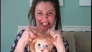 Download BABY ALIVE EM: A MENINA QUE APRENDEU A CUIDAR DAS BONECAS!!!!!! Video