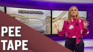 Download People Are Saying: Trump Likes Pee | Full Frontal with Samantha Bee | TBS Video