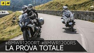 Download BMW R 1200RS ed R 1200RT 2017. La prova totale [ENGLISH SUB] Video