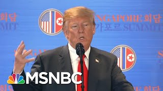 Download President Donald Trump's History Of Praising Dictators And Bad Mouthing Allies | Hardball | MSNBC Video
