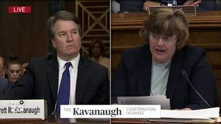 Download We 'drank beer' and sometimes had too many, Kavanaugh says at hearing Video