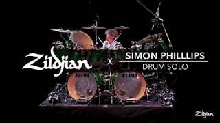 Download Simon Phillips - DRUM SOLO - 2017 UK Drum Show Video