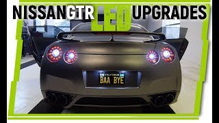 Download 700+ Horsepower & Stupid Cool LEDs every 2009 to 2017 Nissan GTR Needs BAD! Video