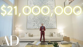 Download Inside a Massive $21M NYC Townhouse | On the Market | Architectural Digest Video