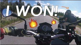 Download I Won!! 🔥🔥 Benelli bn302 vs. Yamaha xj6💣 🔥 Video