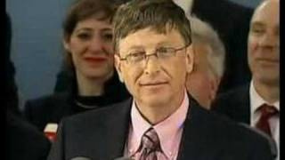 Download Bill Gates Speech at Harvard (part 1) Video